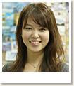 長谷川やすかさん顔写真