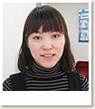 上野由美さん顔写真